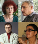 Panel of Judges 2009 BULGARIAN NOVEL OF THE YEAR: Professor Milena Kirova  Professor Svetlozar Igov  Georgi Tenev Kristina Patrashkova